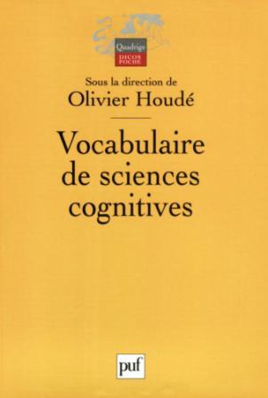 Vocabulaire de sciences cognitives