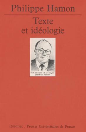Texte et idéologie