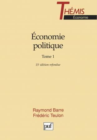 Économie politique. Tome 1