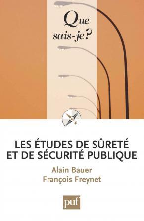 Les études de sûreté et de sécurité publique