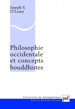 Philosophie occidentale et concepts bouddhistes