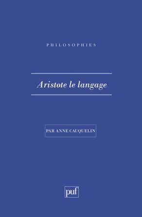 Aristote, le langage