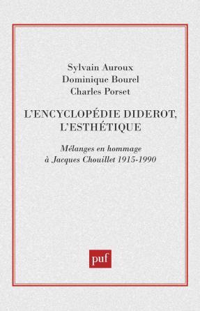 L'encyclopédie Diderot, l'esthétique