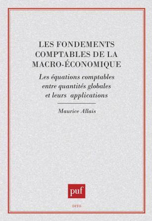 Les fondements comptables de la macro-économique