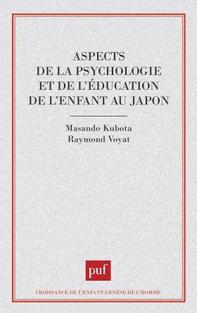 Aspects de la psychologie et de l'éducation de l'enfant au Japon