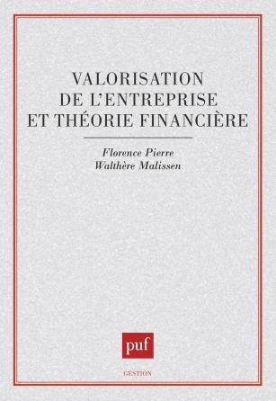 Valorisation de l'entreprise et théorie financière