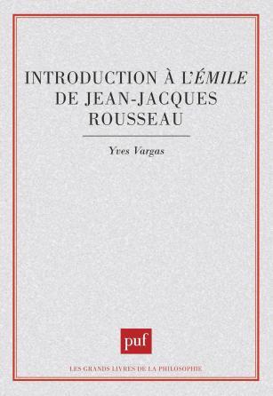 Introduction à l'Émile de Jean-Jacques Rousseau