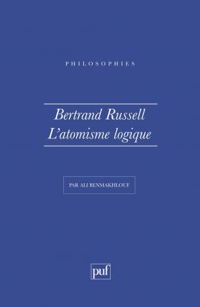 Bertrand Russell. l'atomisme logique