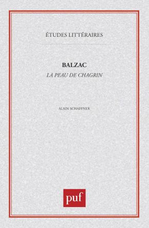 Honoré de Balzac. « La Peau de chagrin »