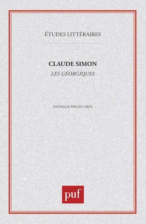 Claude Simon. Les géorgiques