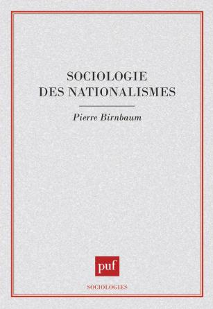 Sociologie des nationalismes