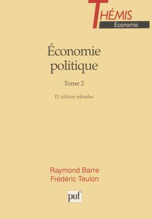 Économie politique. Tome 2