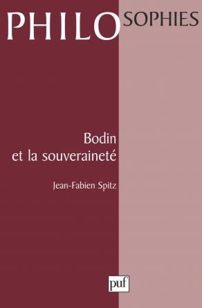Bodin et la souveraineté
