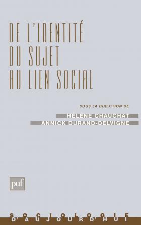De l'identité du sujet au lien social