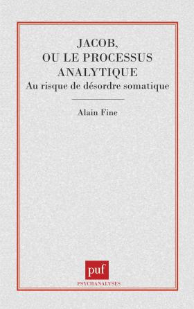 Jacob, ou le processus analytique