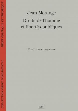 Droits de l'homme et libertés publiques