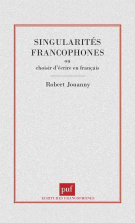 Singularités francophones