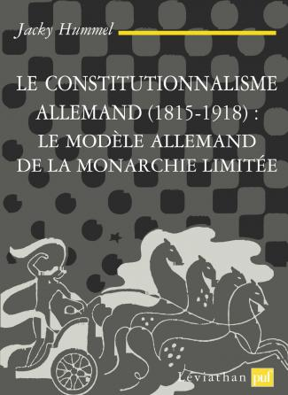 Le constitutionnalisme allemand (1815-1918)