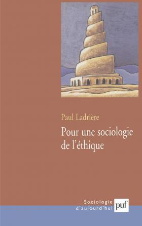 Pour une sociologie de l'éthique
