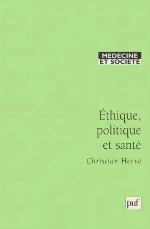 Éthique, politique et santé