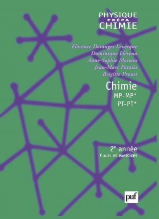 Chimie MP-MP* PT-PT*