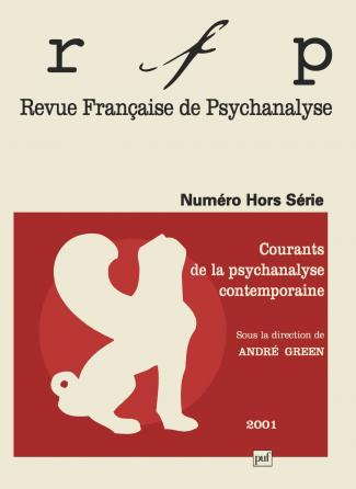 Courants de la psychanalyse contemporaine