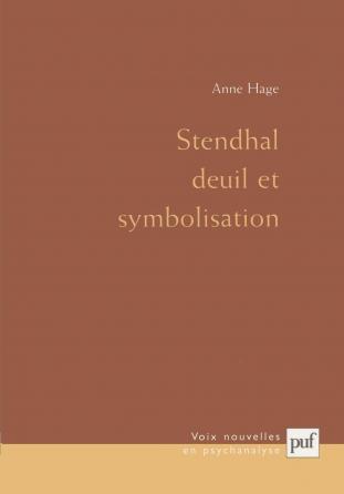 Stendhal, deuil et symbolisation