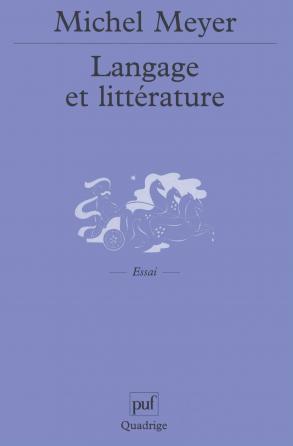 Langage et littérature