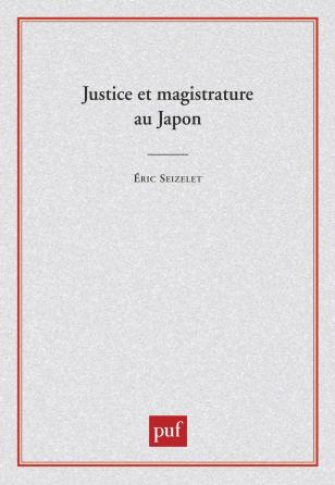 Justice et magistrature au Japon