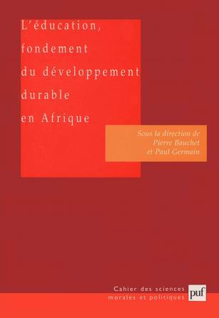 L'éducation, fondement du développement durable en Afrique