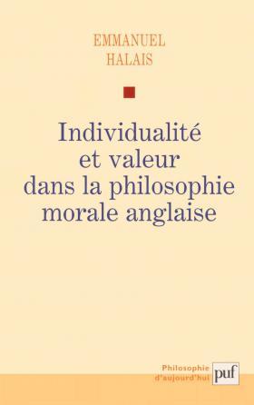 Individualité et valeur dans la philosophie morale anglaise