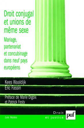 Droit conjugal et unions de même sexe