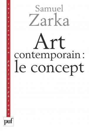 Art contemporain : le concept
