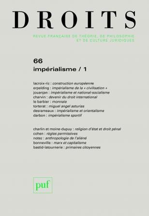 Droits 2017, n° 66