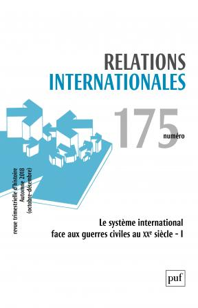 Relations internationales 2018, n° 175
