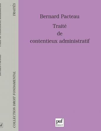Traité de contentieux administratif