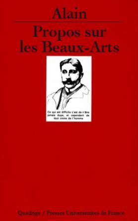 Propos sur les Beaux-Arts