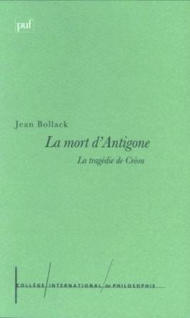 La mort d'Antigone