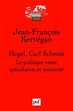 Hegel, Carl Schmitt