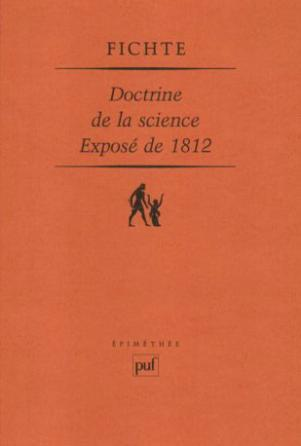 Doctrine de la science