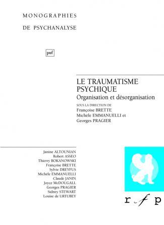 Le traumatisme psychique