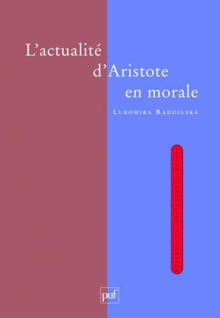 L'actualité d'Aristote en morale