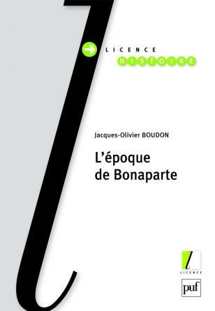 L'époque de Bonaparte