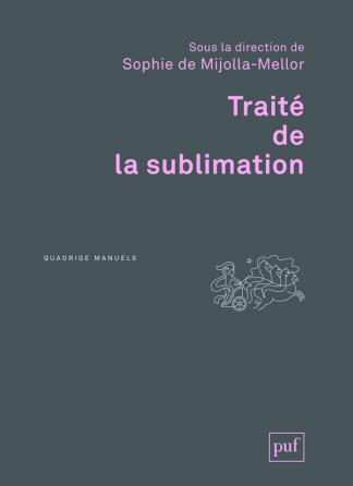 Traité de la sublimation