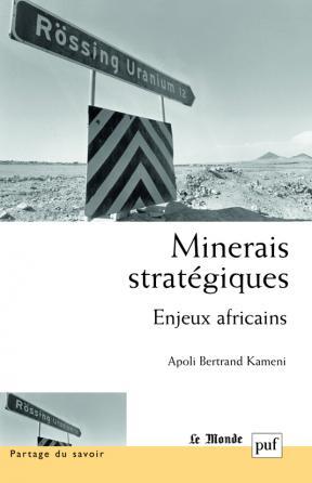 Minerais stratégiques