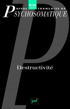 Rev. fr. de psychosomatique 2018, n° 54