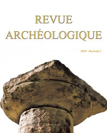 Revue archéologique 2019-1