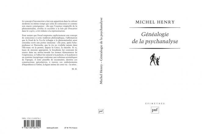 Généalogie de la psychanalyse