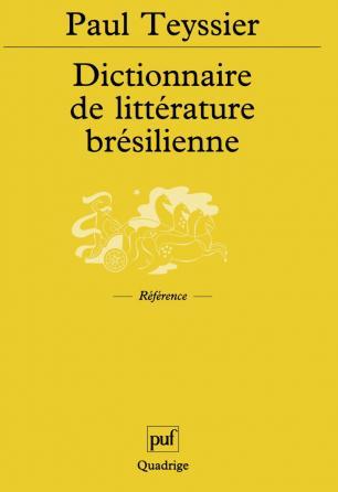 Dictionnaire de littérature brésilienne