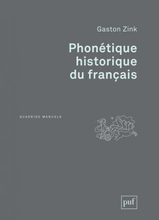 Phonétique historique du français
